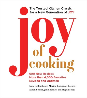 Joy of Cooking: 2019 Edition cover