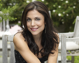 Skinnygirl Solutions author Bethenny Frankel