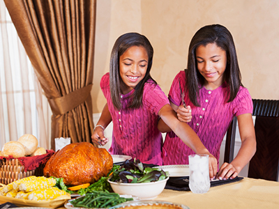 Thanksgiving planning and organizing tips from Barbara Reich