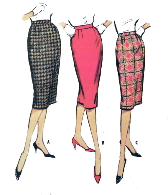 Everyone CAN Wear a Pencil Skirt  Here s How - Tips on Life and Love cf47e9202