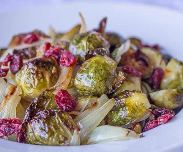 Joy of Cooking caramelized Brussels sprouts recipe