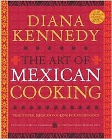 Buy The Art of Mexican Cooking