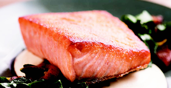 Wild Salmon recipe, Cooking Like a Master Chef