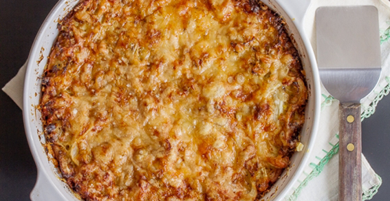 Cabbage Gratin, Joy of Cooking, vegetable recipe