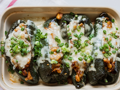 Joy of Cooking, Chicken Poblano. Joy of Cooking recipe
