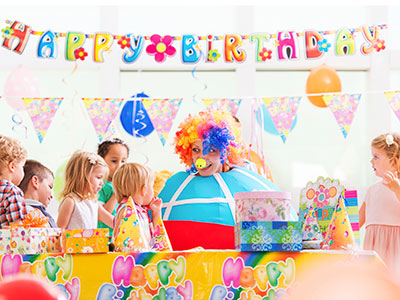 Planning Children's Birthday Parties, Wendy Lawless, Heart of Glass
