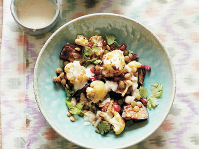 Deliciously Ella Every Day, Ella Woodward, Middle Eastern-Inspired Salad