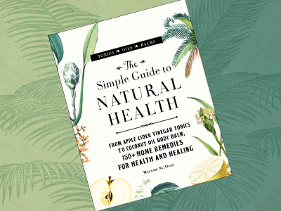 The Simple Guide to Natural Health cover