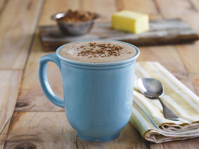 Snacking Keto: Butter Hot Chocolate Recipe - Tips on Life and Love