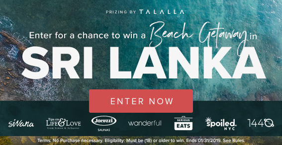 Sweepstakes: Enter for a Chance to Win a Beach Getaway