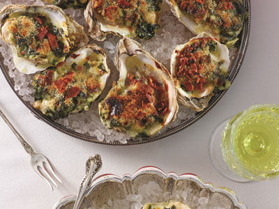 Cook Like You're Living in Downton Abbey: Classic Oysters