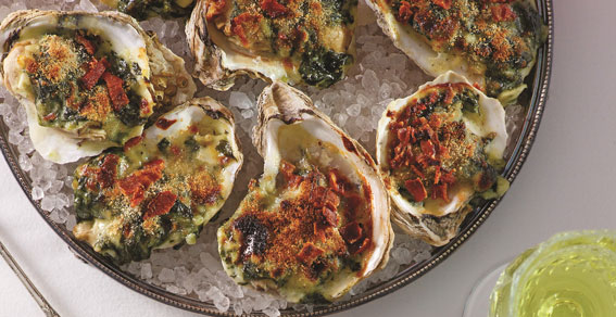 Cook Like You're Living in Downton Abbey: Classic Oysters Recipe
