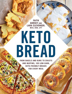Keto Bread cover