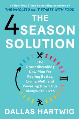 The 4 Season Solution by Dallas Hartwig cover