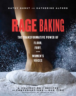 Rage Baking book cover