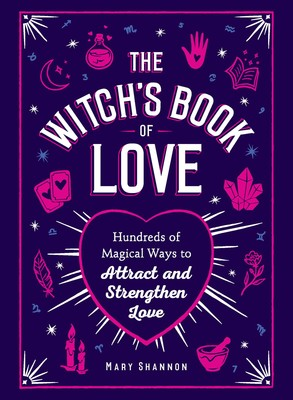 The Witch's Book of Love cover