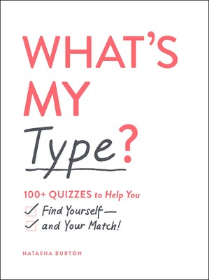 Whats My Type by Natasha Burton