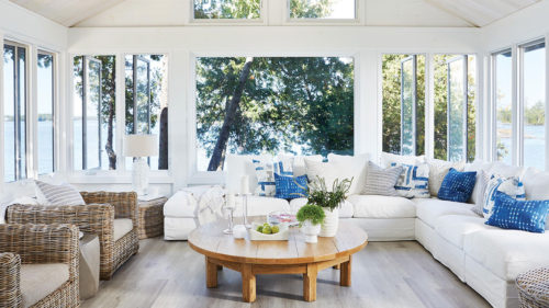 Living Room style from Sarah Richardson's Collected