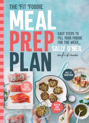 Fit Foodie Meal Prep Plan cover