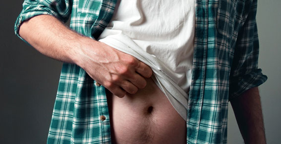 how to lose that gut