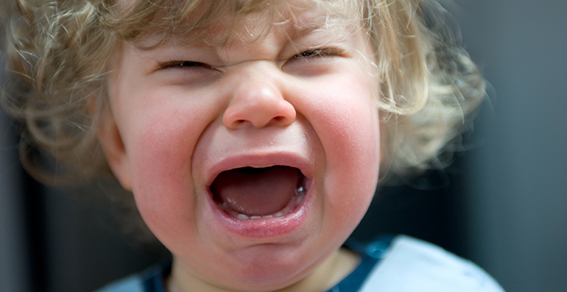 should you let your baby cry