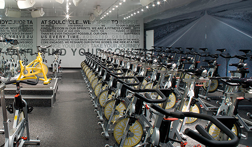 SoulCycle NYC fitness trend